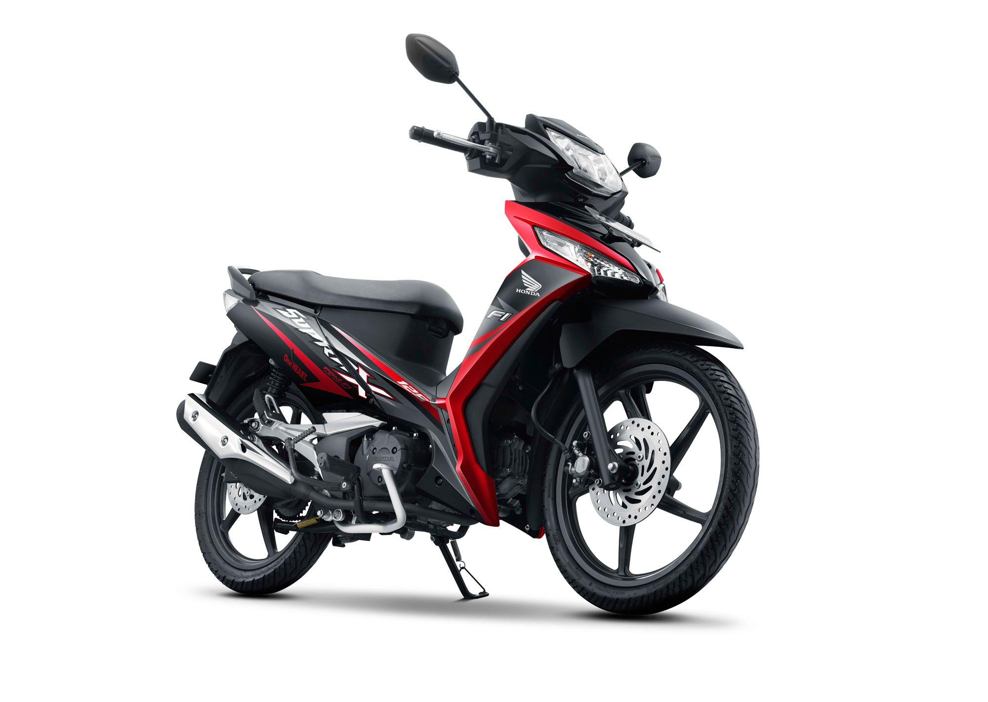 Kredit Motor Honda Supra X 125 Fi Cw