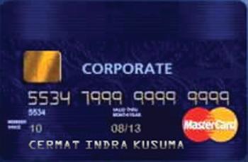 Kartu Kredit Bri Mastercard Corporate Cermati Com