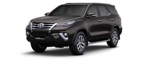 Simulasi Kredit Toyota Fortuner Promo Dp Harga Cicilan Murah Cermati Com