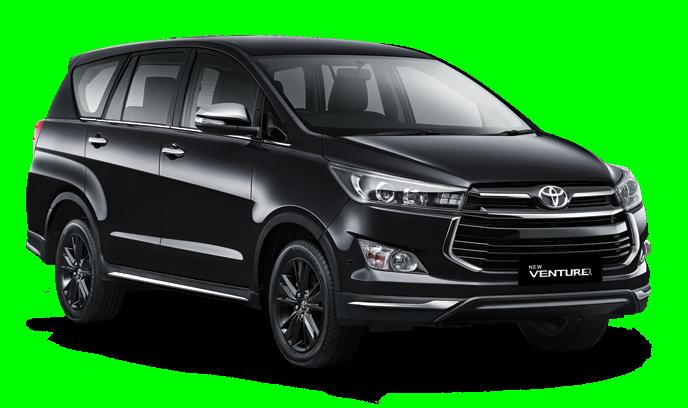 Simulasi Kredit Toyota Venturer