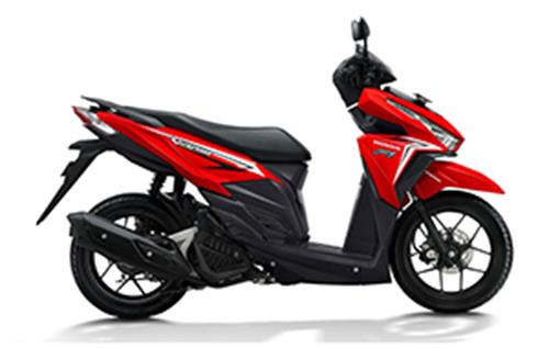 Kredit Motor Honda Vario Techno 125 CBS ISS