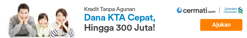 KTA Standard Chartered Dana Cepat