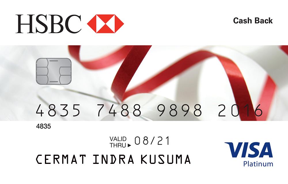 Kartu Kredit Hsbc Platinum Cashback Cermati Com