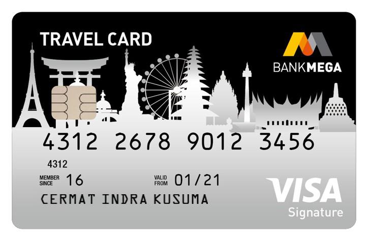 Kartu Kredit Mega Travel Card Promosi Dan Fitur Cermati Com