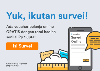 Survey Cermati Oktober