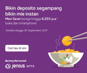 Jenius Maxi Saver Desktop