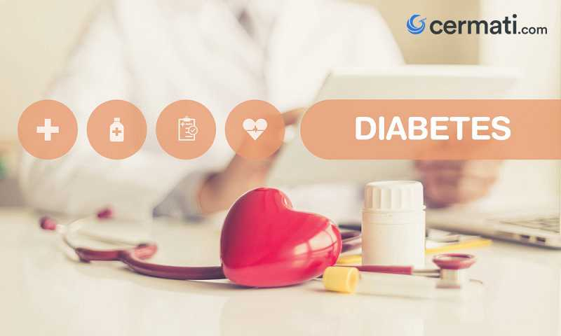 diabetes ciri sakit