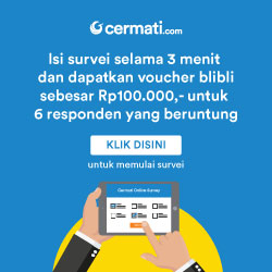 Survey Cermati November