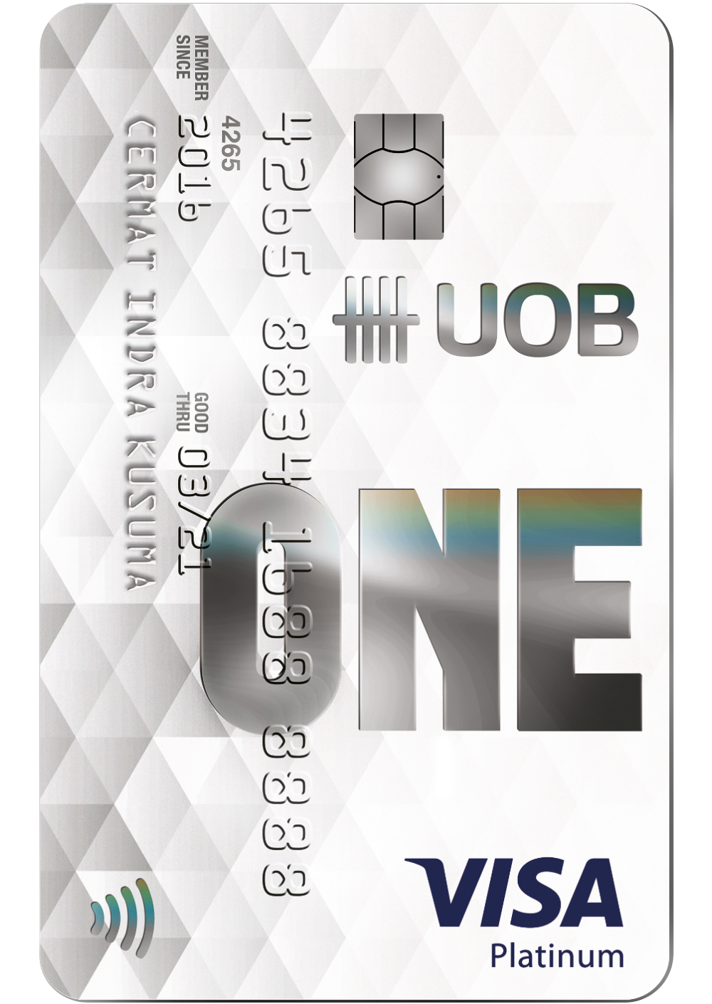 Kartu Kredit Uob One Cermati Com
