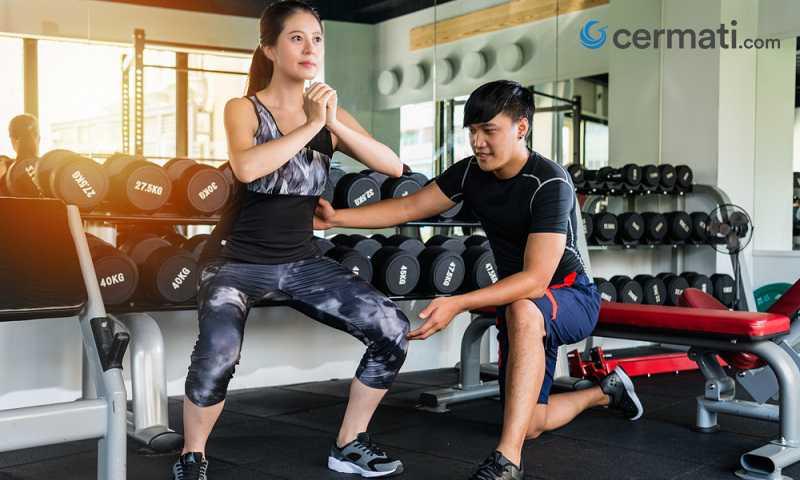 5 Tips Nge-gym untuk Pemula