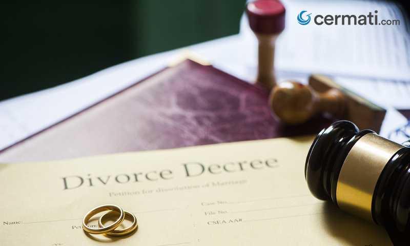 Contoh Surat Pernyataan Gugatan Cerai Istri Detil Gambar