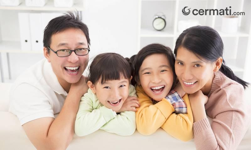Mau Keluarga Bahagia Ini 10 Rahasianya Cermati