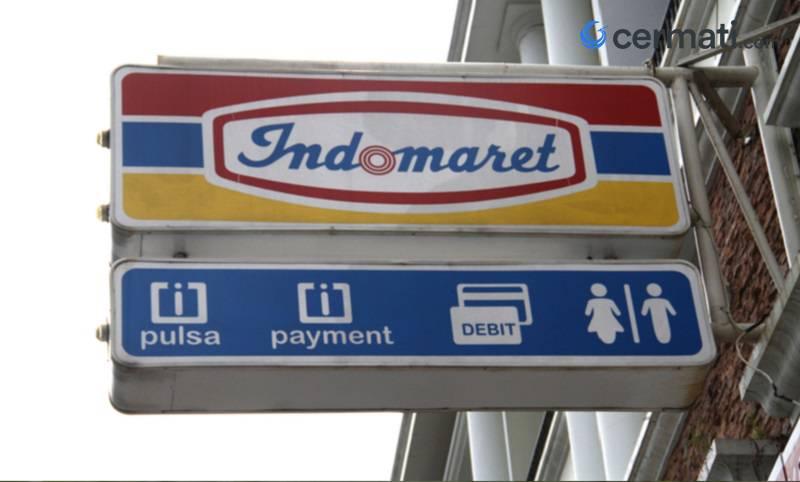 Logo Kop Surat Indomaret - Contoh Kop Surat