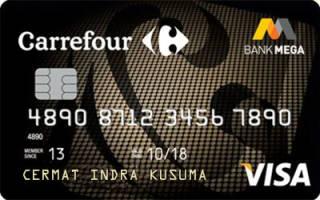 Kartu Kredit Mega Carrefour Cermati Com