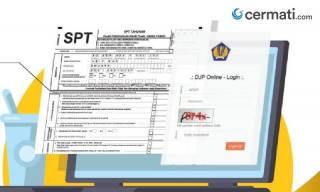 Cara Mengisi dan Lapor SPT Pajak Online atau E-Filing 1770 S - Cermati.com