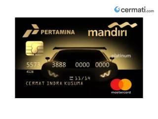 Review Kartu Kredit Mandiri Pertamina Card Cermati Com