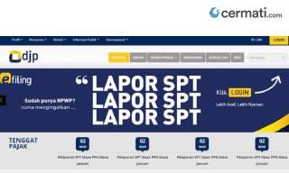 Gara Gara Corona Lapor Spt Pajak Tahunan Diperpanjang Hingga 30 April Cermati Com